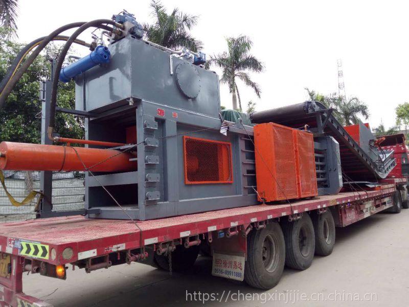 河南郑州宝泰机械小型液压纸箱打包机转让厂家价格