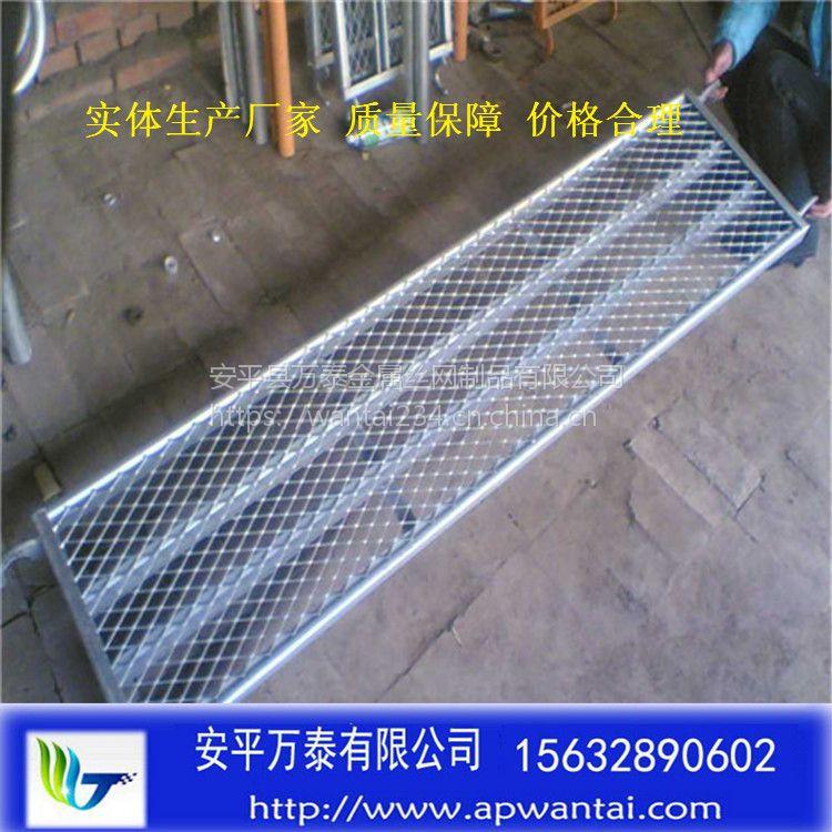生产小钢板网 小孔菱形拉伸网 小钢板网抹墙网