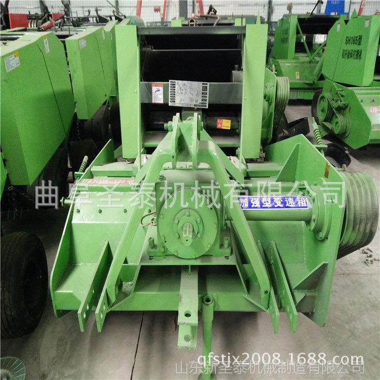 新款回收玉米秸秆青储收 悬挂型青贮饲料畜牧机械.