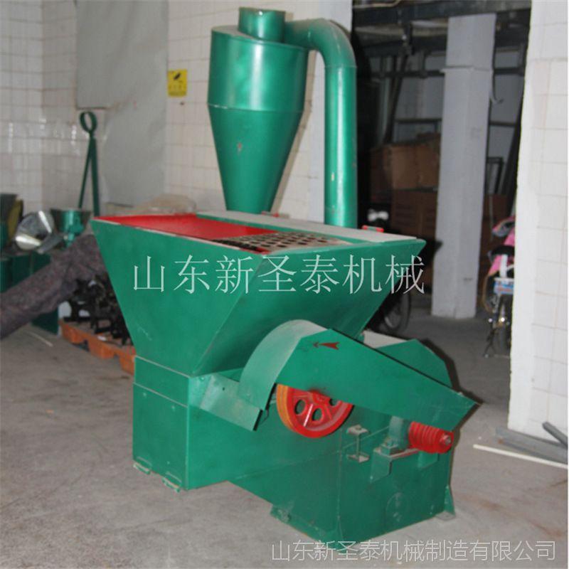 两相电秸秆粉碎机 玉米秸秆打包机价格 玉米秸秆压块机
