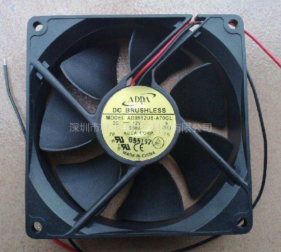 原装千红CHA6012EB-55-OF-A 6厘米双滚珠风扇 12V 0.28A 现货
