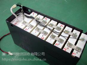 福州48V,36V,24V叉车电池回收,公司更换旧叉车蓄电池回收
