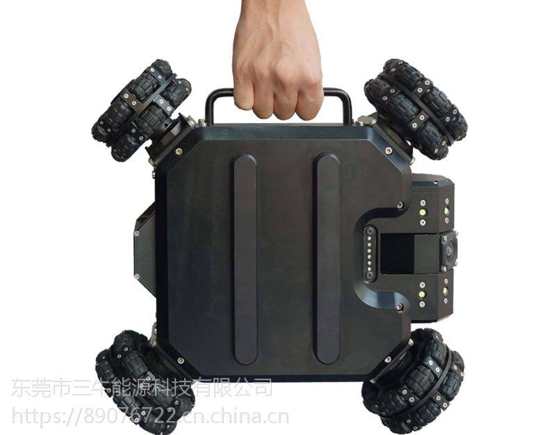 24V/20Ah 单兵作战锂电池指挥箱