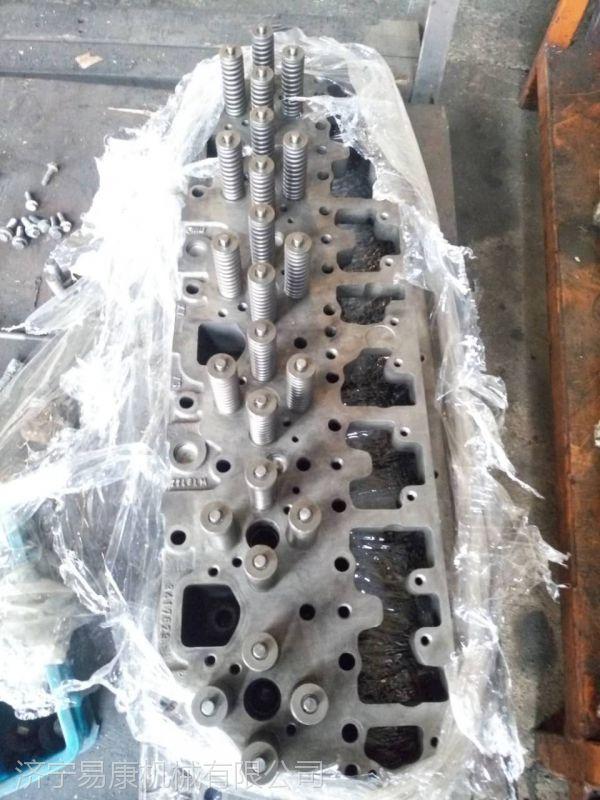 康明斯QSM11拆机缸盖,旧缸盖,保用