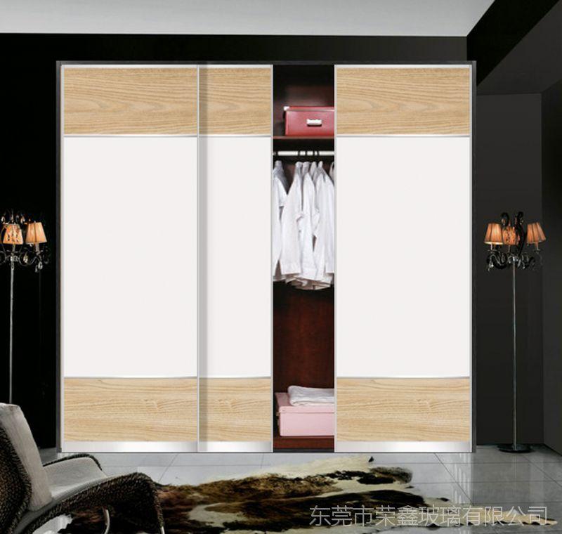 平移门   简约时尚衣柜推拉定制  UV高光壁柜门定做优质厂家直销