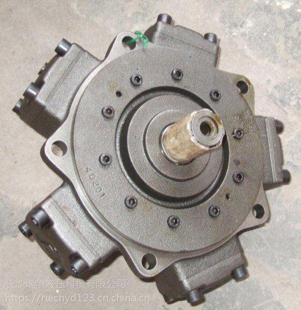瑞创液压供应NHM1-63 NHM1-80 NHM1-100 外五星液压马达