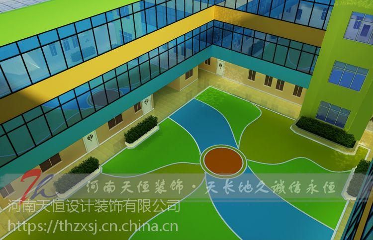 洛阳栾川幼儿园装修公司—2018年栾川幼儿园设计***流行的设计风格