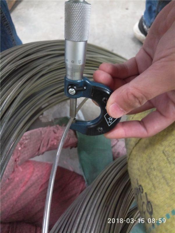 304不锈钢氢退丝 硬丝不锈钢直条 加工定做不锈钢小圆棒