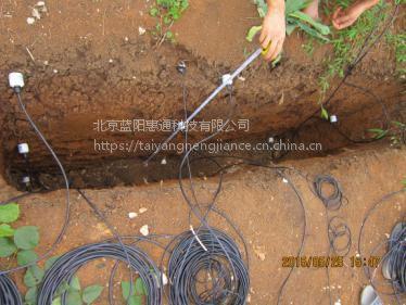 TDR土壤水分测量系统美国CAMPBELL TDR200土壤监测系统TDR100土壤水分监测时域反射
