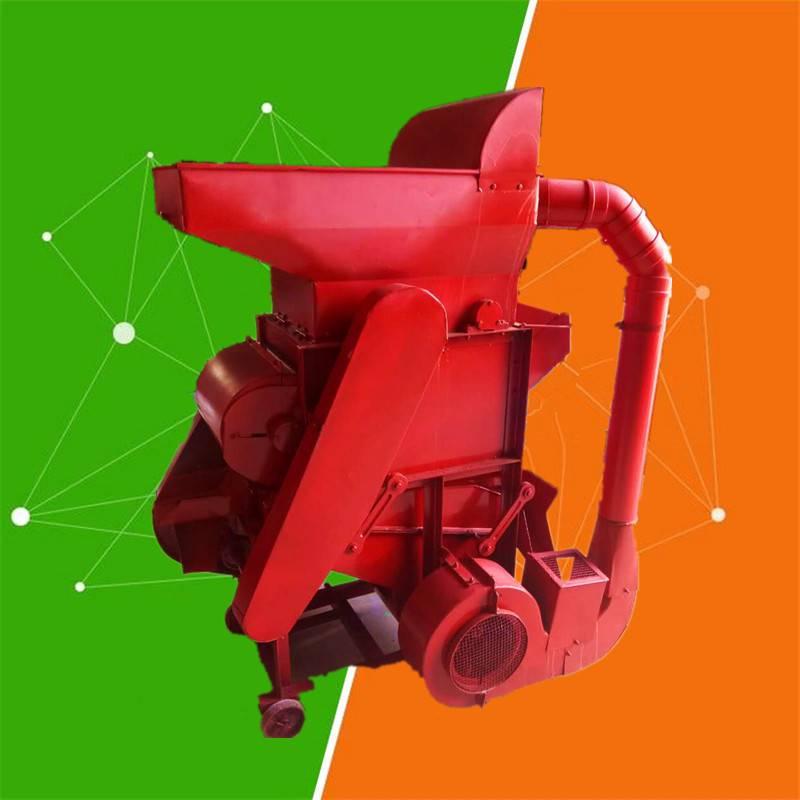 商用型干湿两用花生去壳机 启航电动省力的长果脱壳机 落生剥壳机价格