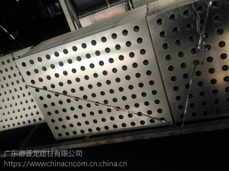 厂家供应外墙铝单板 冲孔氟碳铝单板 建筑外墙铝天花