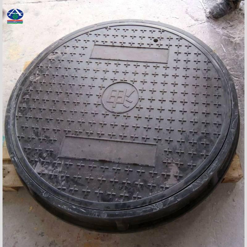 吕梁新建中石油加油站复合防爆承重井盖 直径900的多钱一套 河北华强