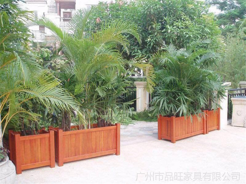 供应优质实木花箱FX-035