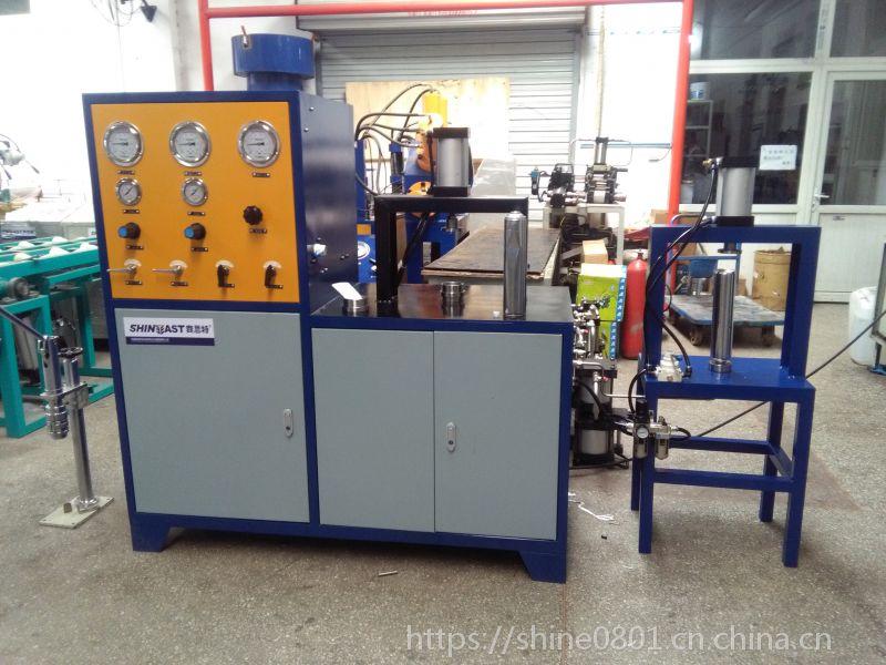 七氟丙烷充装机 自动控制消防药剂灌装设备