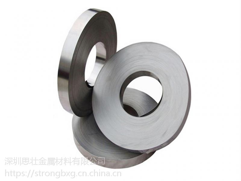 批发SUS304不锈钢轧带盘带 不锈钢拉伸软带 正品 规格齐全