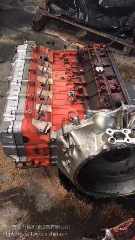 五十铃发动机总成 6HK1发动机