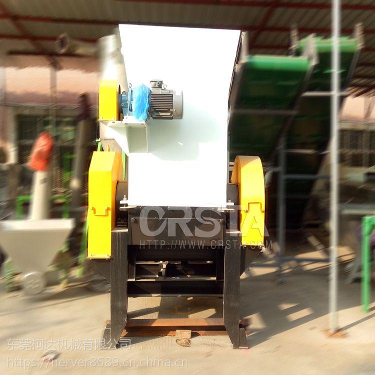 供应PVC板材破碎机_塑料型材破碎设备D820