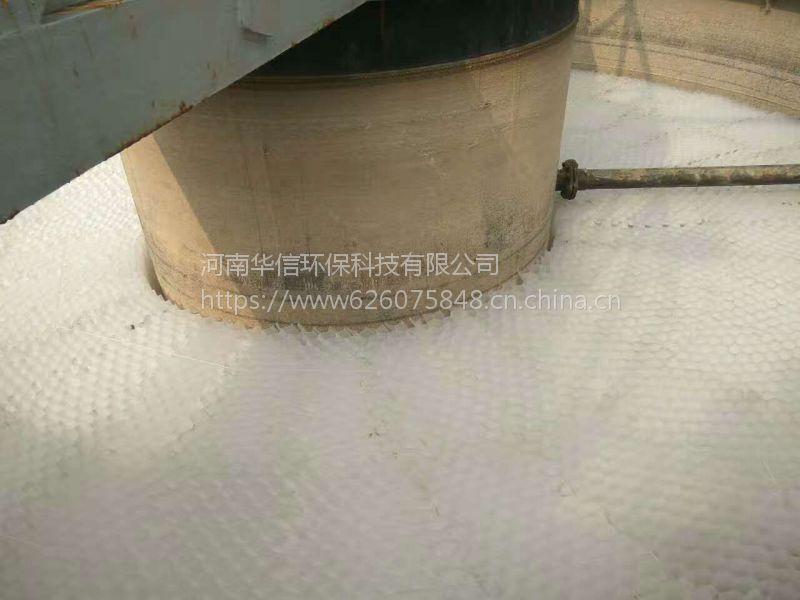 0.5、0.6、0.7mm厚度50孔径的蜂窝斜管填料 规格齐全 量大价优