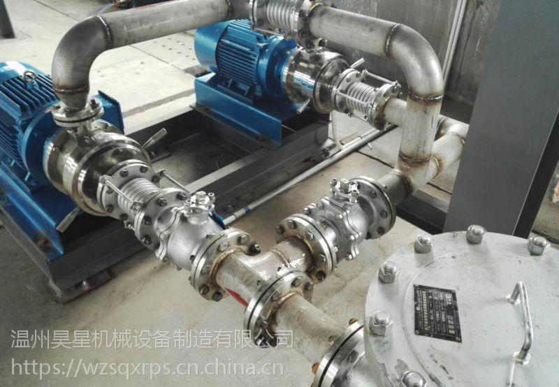 管线式研磨泵-白炭黑打浆泵的创新成果-昊星白炭黑胶体磨