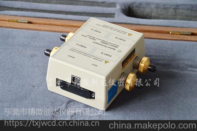 东莞精微创达现货租售供应电子校准件安捷伦-Agilent N4431A