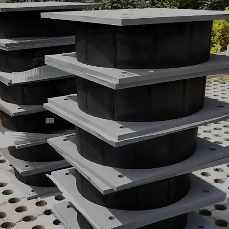 陆韵 250/250/74矩形板式橡胶支座 水平位移不受限制