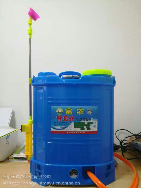 内蒙古富浓16型电动喷雾器配件厂家电动喷雾器图片电动喷雾器电瓶价格电动喷雾器喷头电动喷雾器锂电池批发