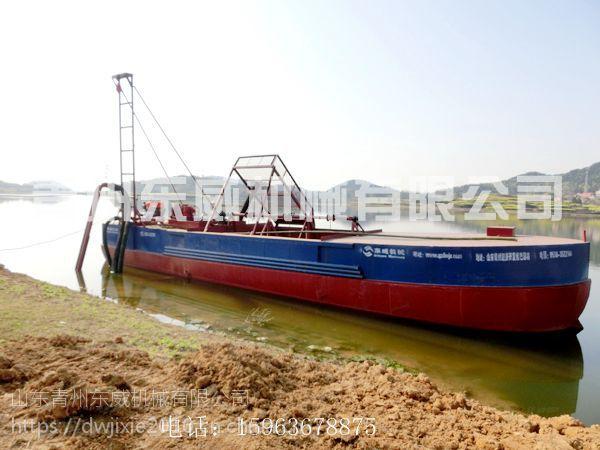 抽沙运输船质量好-价格低/买好的抽沙运输设备就到东威机械有限公司
