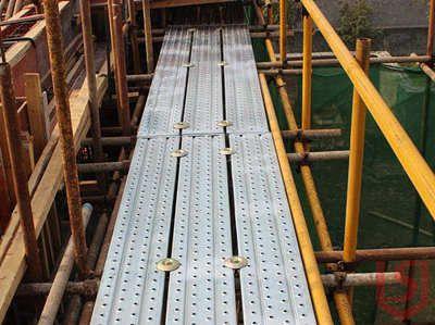 镀锌钢跳板价格表 钢跳板规格表 天津热镀锌钢跳板厂家报价