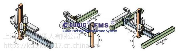 三座标机械手供应商_【cubic桁架上下料机械手直角坐标机器人】价格_厂家 - 中国供应商