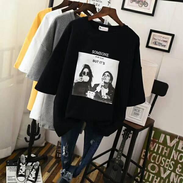 东莞服装 库存女装T恤 休闲纯棉短袖t恤 低价便宜服装批发