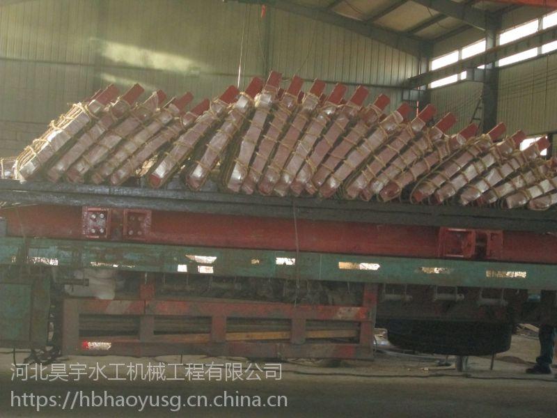 河北省昊宇水工平面滑动铸铁闸门水利工程厂家报价