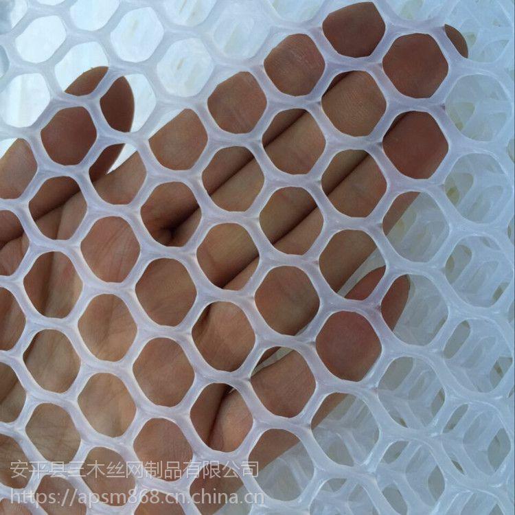 供应塑料平网 pe塑料网 养鸡养鸭塑料脚垫网