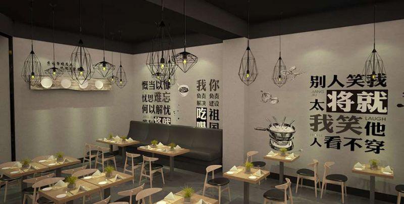 城镇创业开中式快餐店就选将就中式快餐