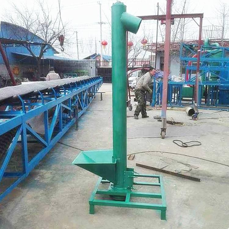 [都用]工业化工颗粒提升机 管式粉末上料机 玉米水稻提升机