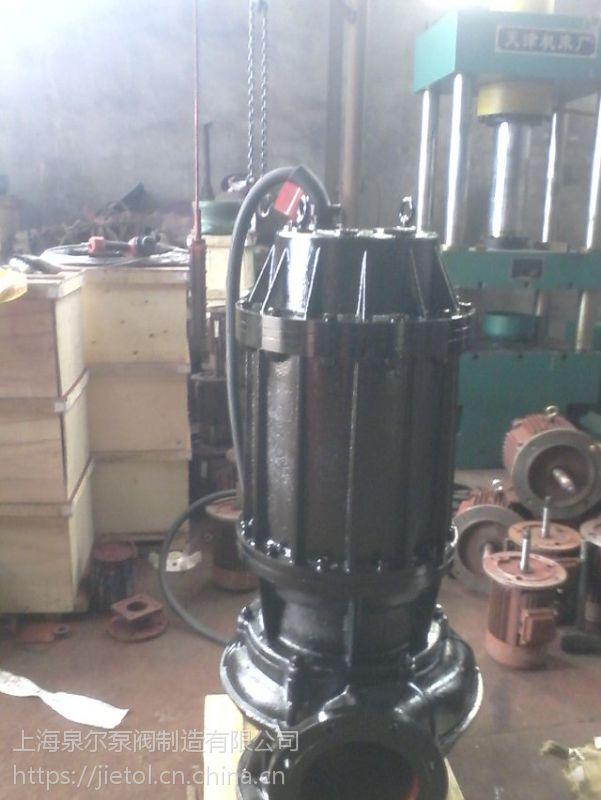 QW系列潜水排污泵100QW60-12-4厂家直销,立式排污泵型号参数