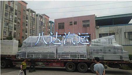 邵阳返回到泰州的货车物流整车准时
