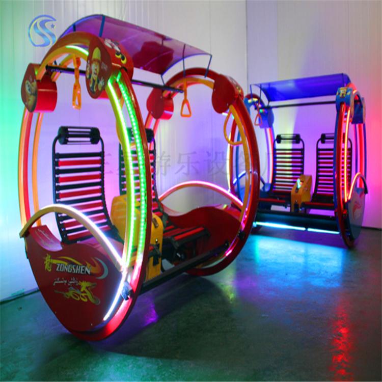 乐吧车小型广场电动游乐设备荥阳三星儿童游乐设备厂家现货甩卖