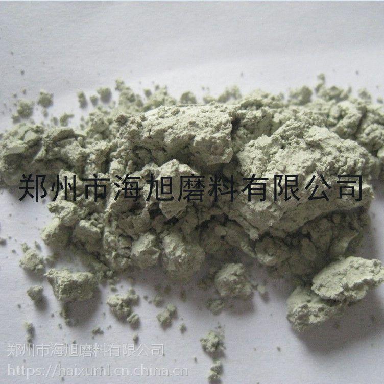 海旭磨料油石生产用纯一级绿碳化硅微粉#240-#10000 98.5%以上