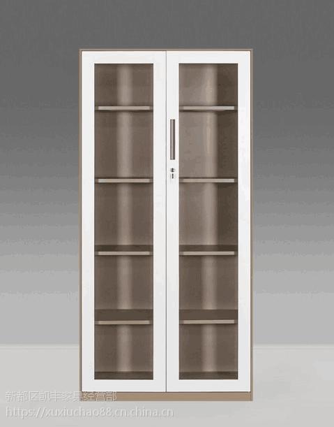 成都凯丰文件柜简约大器板材加厚全拆装