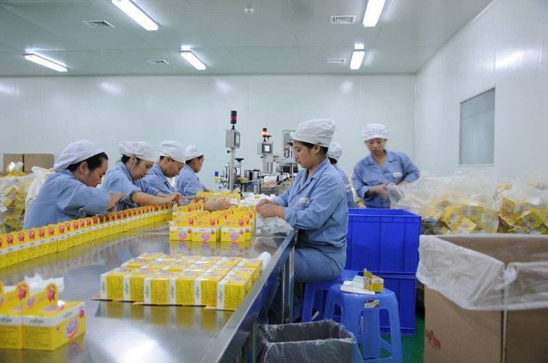 江西广丰莲子食品深加工洁净厂房无尘车间净化工程SC认证十万级