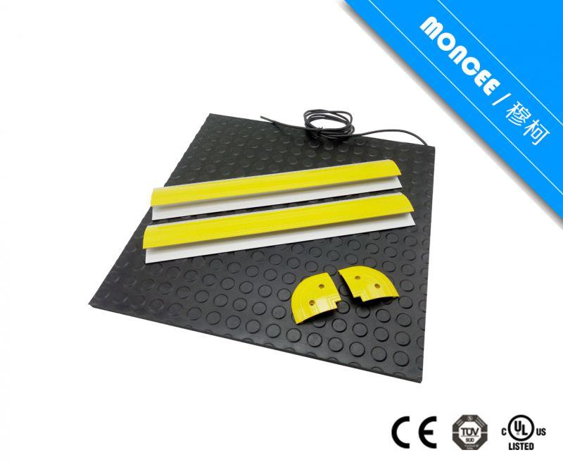 工业安全地毯 安全地毯开关 压敏式安全地垫 安全垫