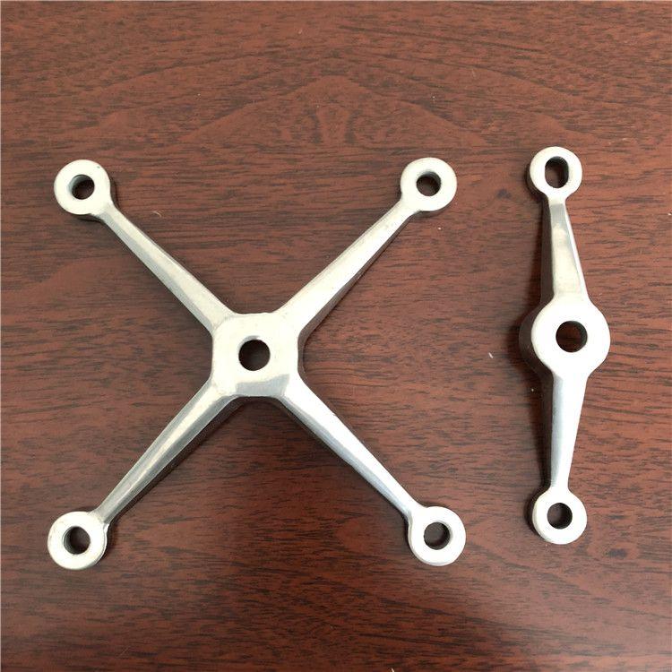 耀恒 不锈钢驳接爪件的型号选择 如何挑选合适的雨棚幕墙配件