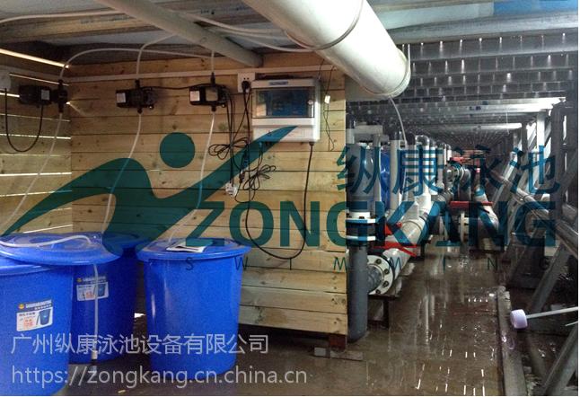 水景观水处理过滤设备_纵康拆装式钢结构泳池