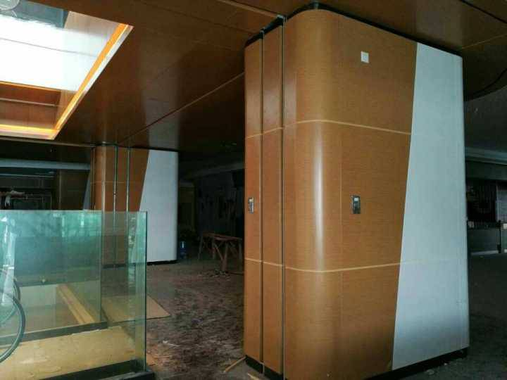 广东德普龙外墙铝单板 门套氟碳铝单板