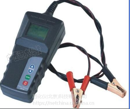 中西dyp 低压蓄电瓶诊断仪 型号:WD31-WDF-BD100库号:M405845