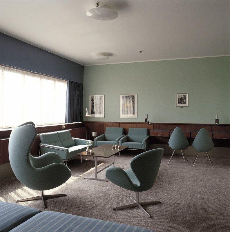 国外十分常见的现代休闲家具椅