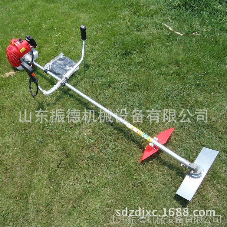 背负式多功能割草松土机 农用微型割草机 便携式松土机 振德牌