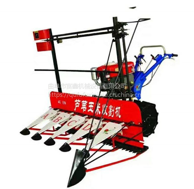 小型稻麦割晒机 手扶车前置割晒机价格