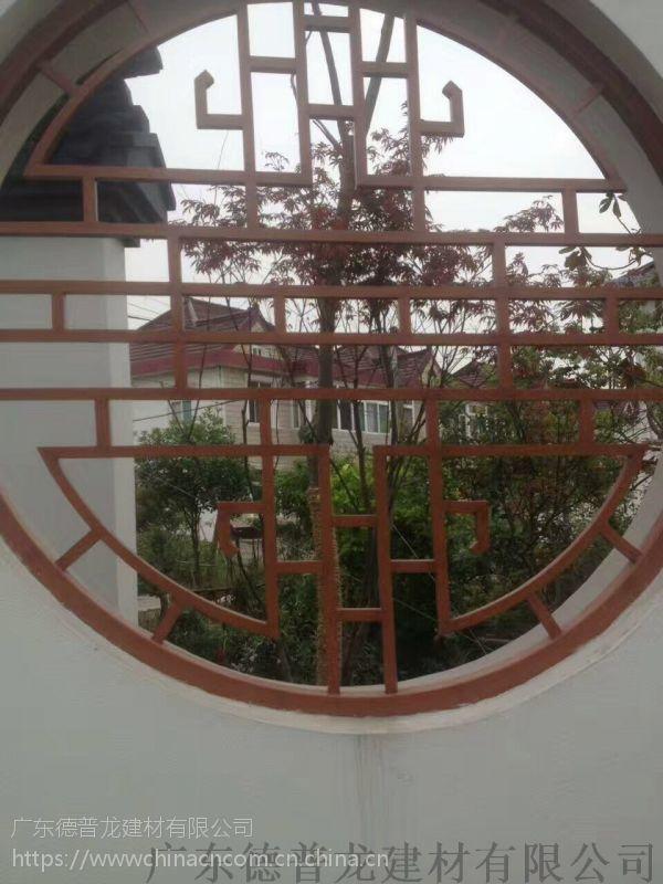 铝合金复古门窗 福建福州铝合金仿古门窗