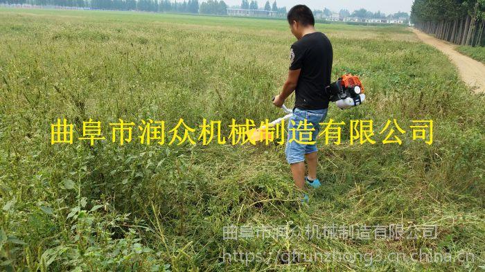 农作物快速收割机 手推式草坪修剪机 轻松方便割草机